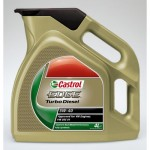 Castrol EDGE TURBO DIESEL 5W40 - 4 litry